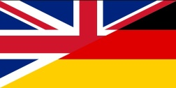 British German flag (small)