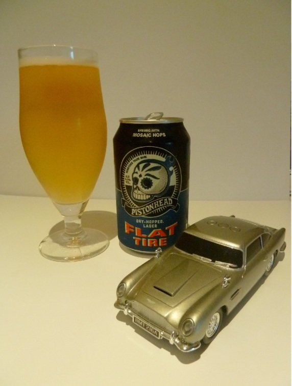 Flat tire lager (SMALL)