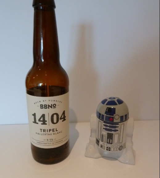 R2D2 and beer