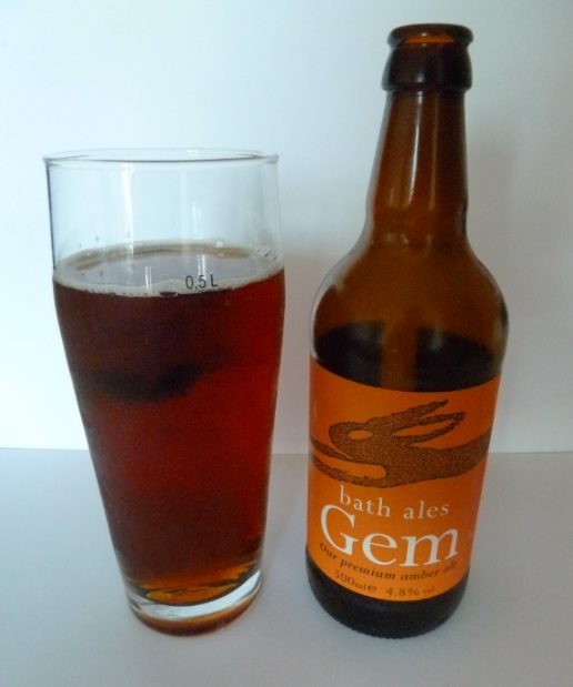 Bath Ale Gem (SMALL)